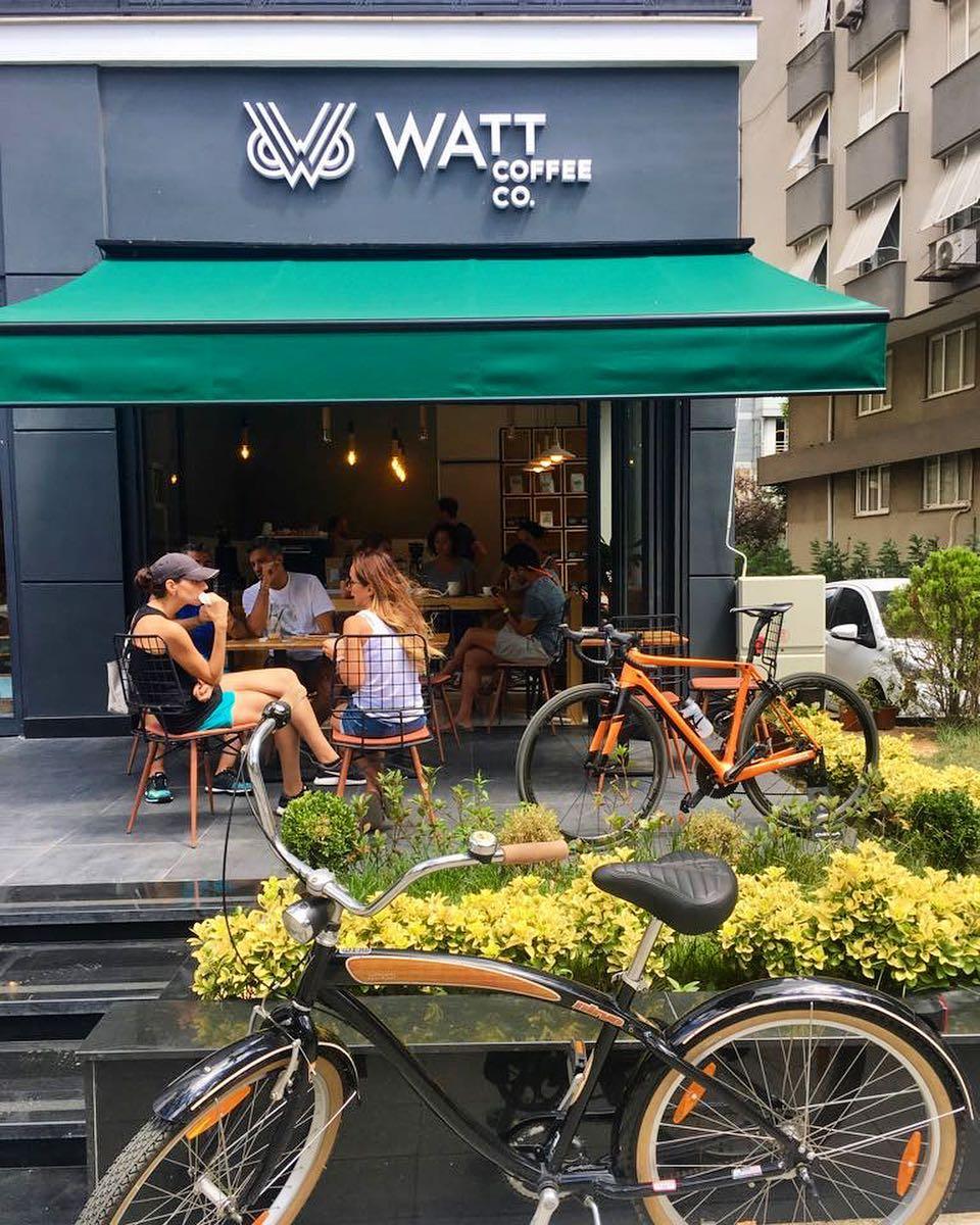 İstanbul Anadolu Yakasından 3. Dalga Kahveciler | Watt Coffee Co.