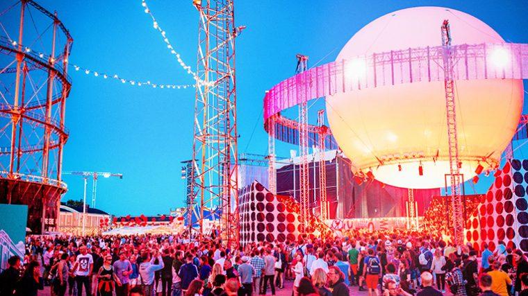 Nordik Müzik Festivalleri | Flow Festival