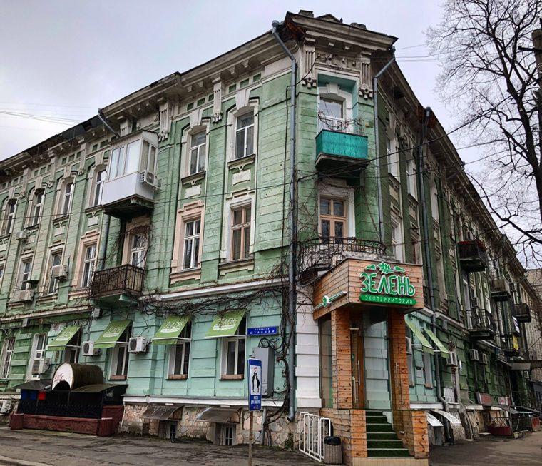 Odessa: Ukrayna'da Avrupa Kokan Şehir
