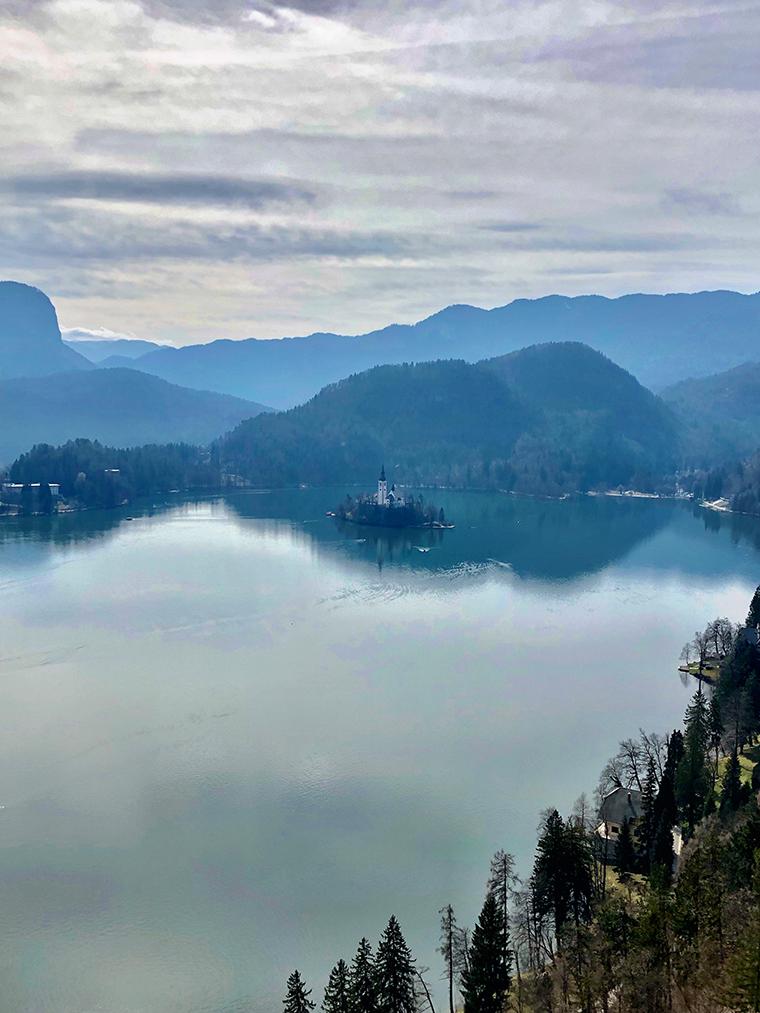 Avrupa'nın Gizli Cevheri: Slovenya | Bled Island