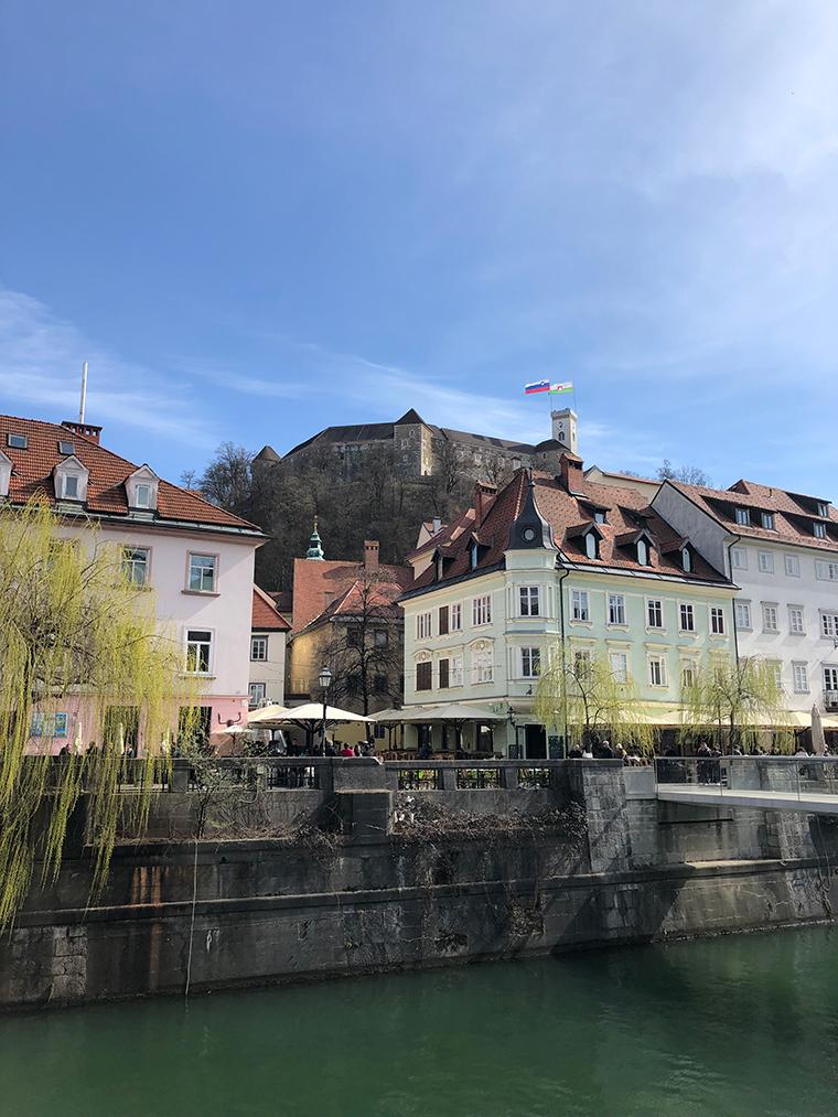 Avrupa'nın Gizli Cevheri: Slovenya | Oldtown Castle