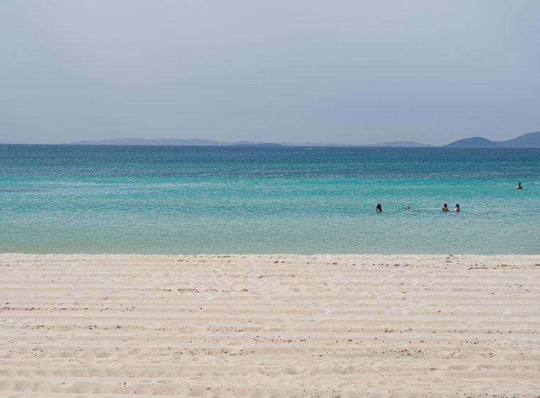 %100 Ege Rotası | Ilıca Plajı