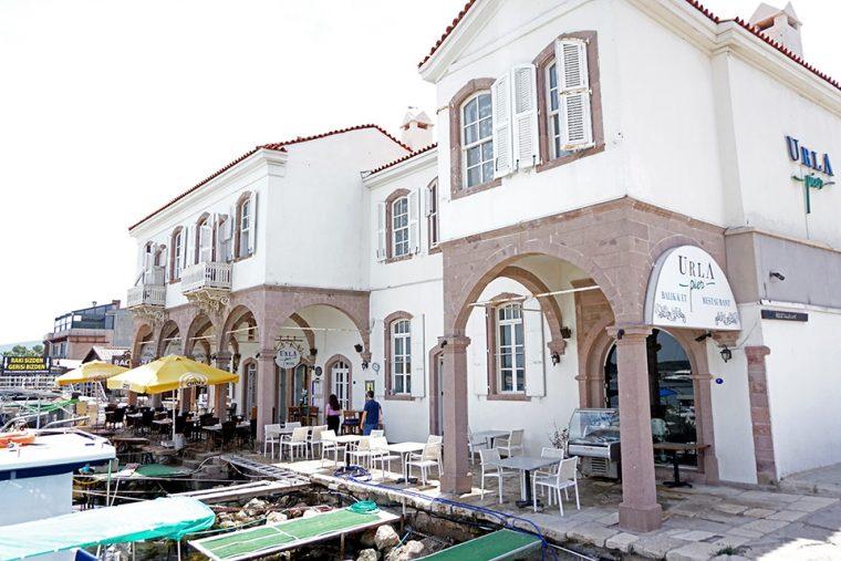 %100 Ege Rotası | Urla Pier Hotel