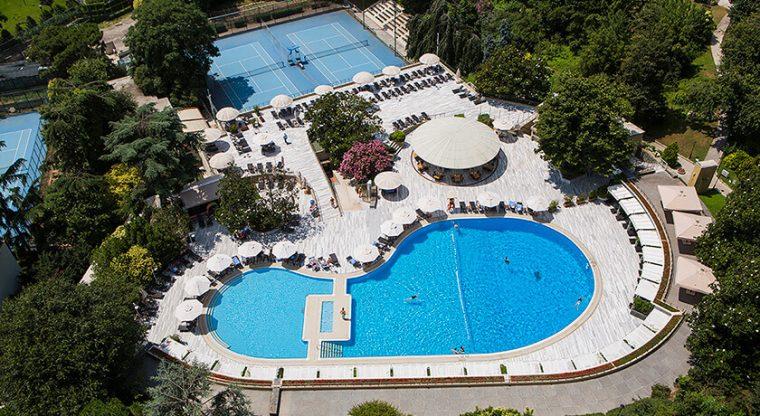istanbul Havuzlar | Hilton İstanbulBosphorus