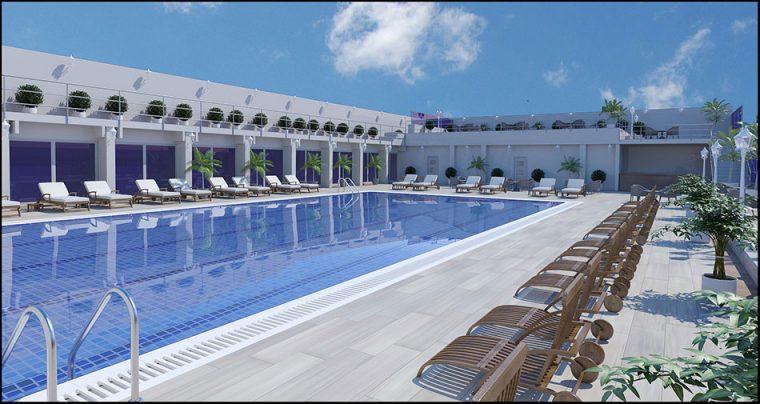 istanbul Yüzme Havuzları | TED Spor Kulübü