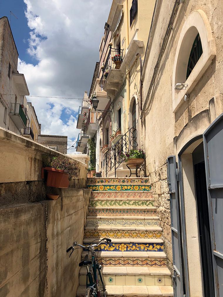 Puglia'da Keyifli bir Yolculuk