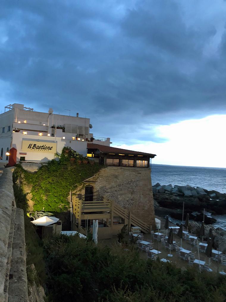 Puglia'da Keyifli bir Yolculuk | Il bastione
