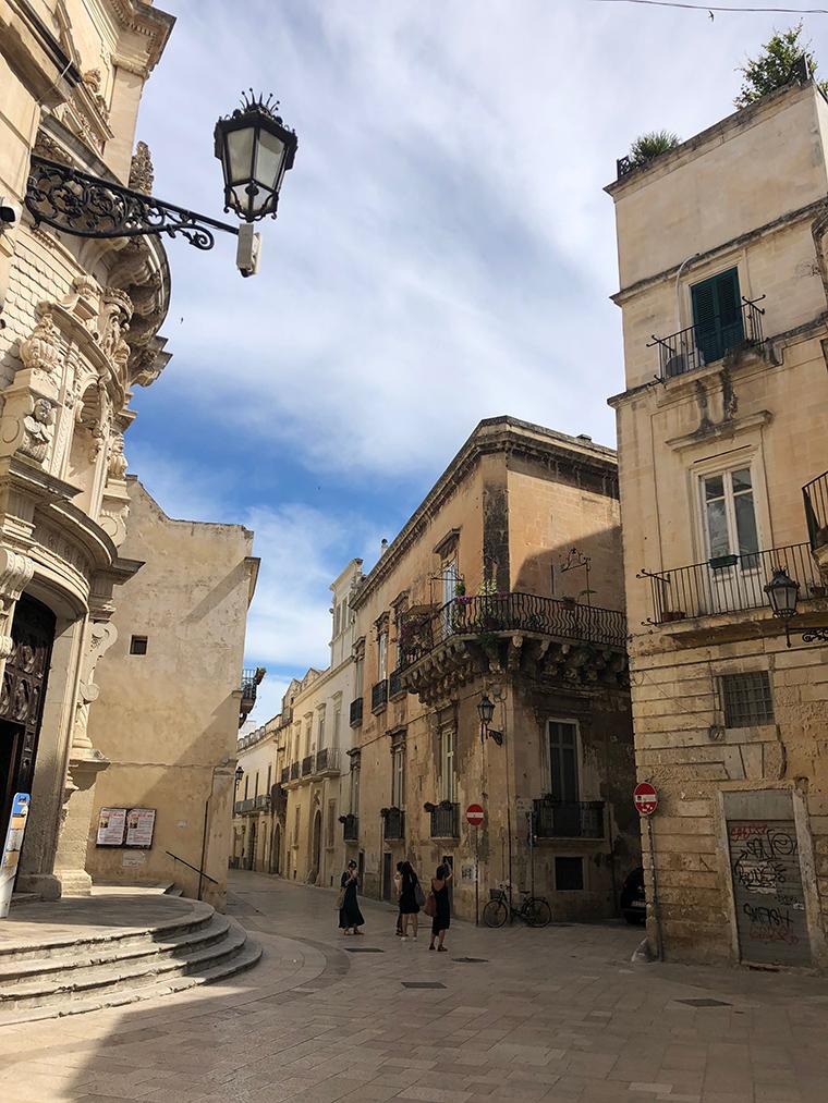 Puglia'da Keyifli bir Yolculuk | Lecce