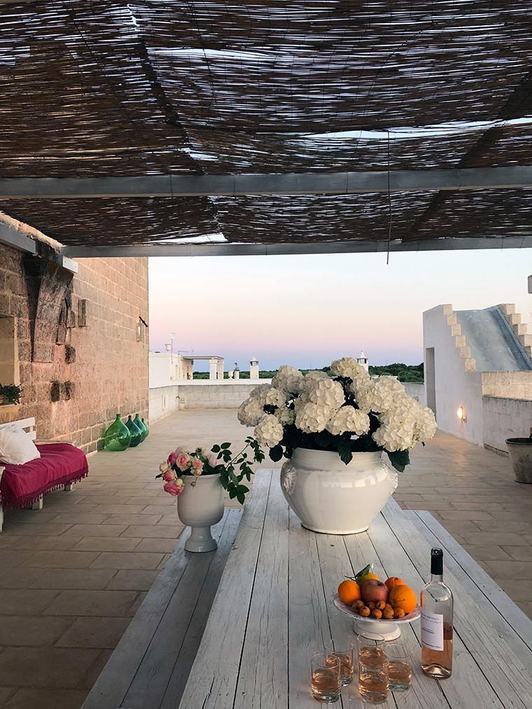 Puglia'da Keyifli bir Yolculuk | Masseria Potenti
