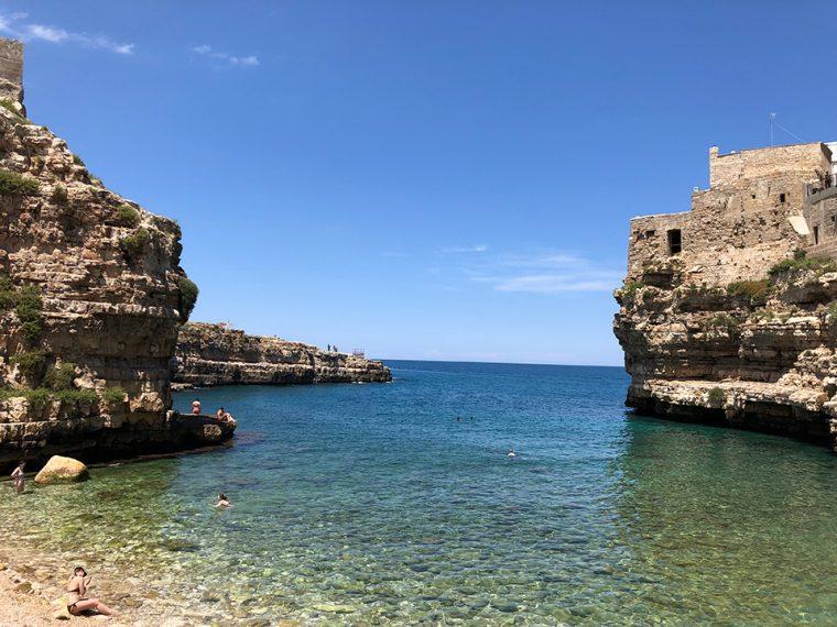 Puglia'da Keyifli bir Yolculuk | Polignano a Mare