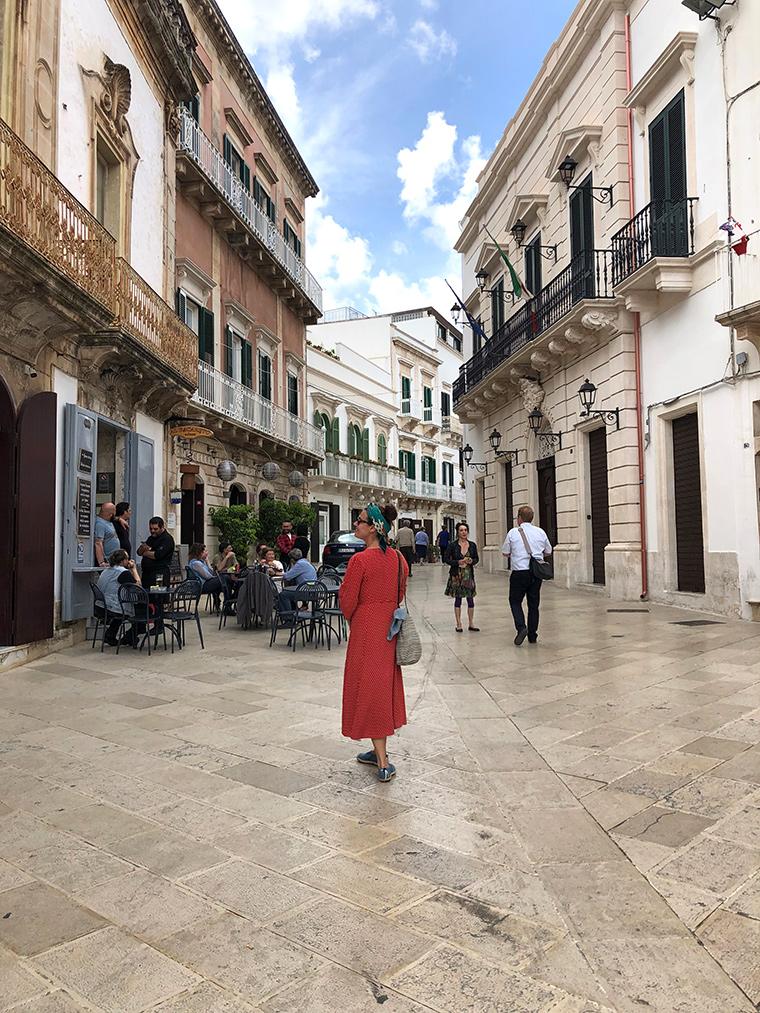 Puglia'da Keyifli bir Yolculuk | Martina Franca