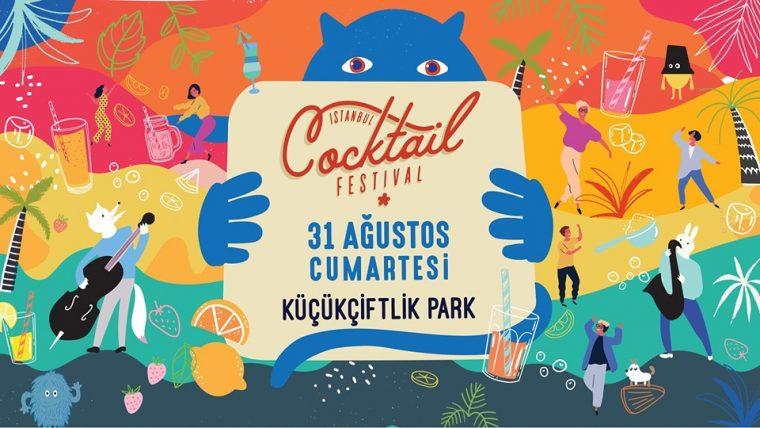 istanbul Etkinlik 2019   İstanbul Cocktail Festivali 2019
