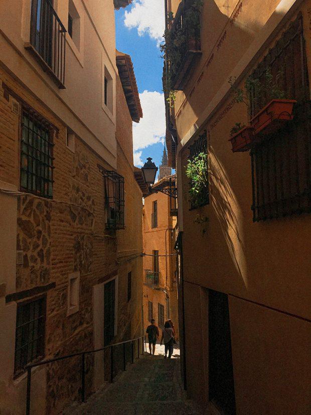 Gidenin hayran kaldığı Şehir: Toledo