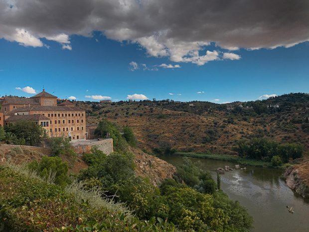 Toledo: Parque Del Transito Parkı