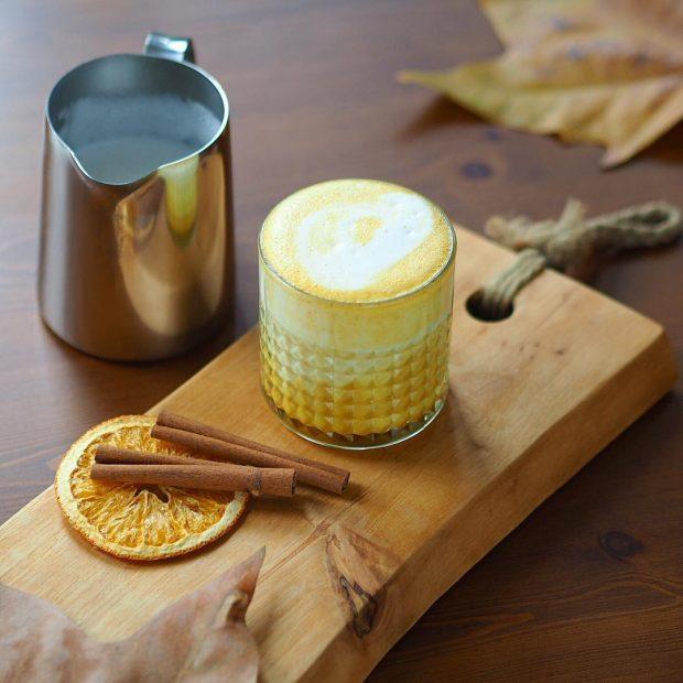 Sonbahar Ekinoksu: Golden Latte