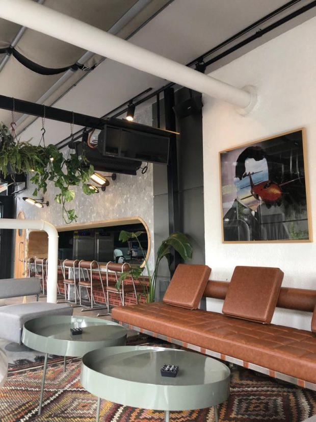 istanbul Yeni Açılan Mekanlar | Kozmonot Bomonti