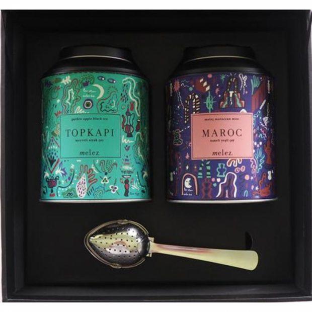 Terazi Burcu Hediye Önerileri   Melez Tea Çay Seti