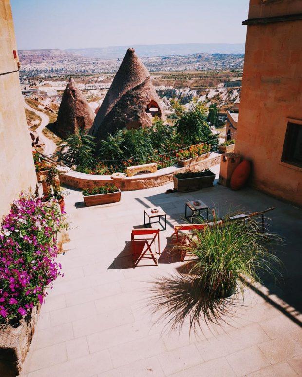 Sonbaharın Tadını Çıkarabileceğiniz Butik Oteller | Argos in Cappadocia, Nevşehir