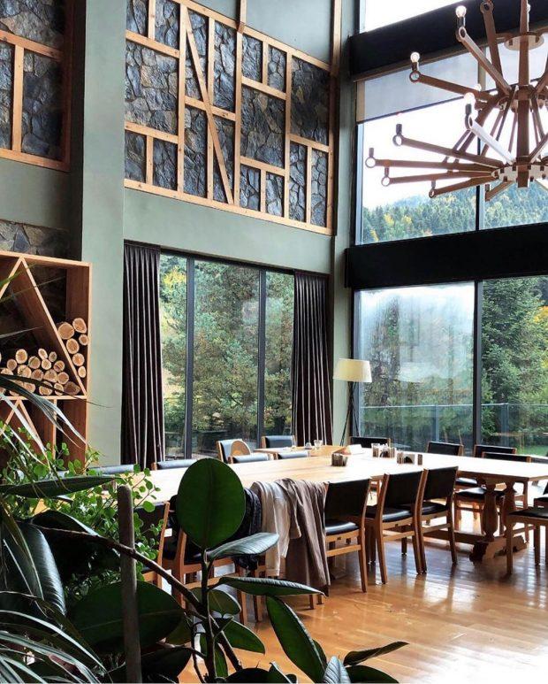 Sonbaharın Tadını Çıkarabileceğiniz Butik Oteller | Abant Lotus Otel, Bolu