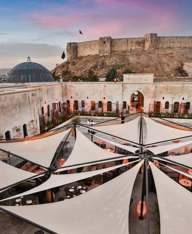 Sonbaharın Tadını Çıkarabileceğiniz Butik Oteller | HSVHN, Gaziantep